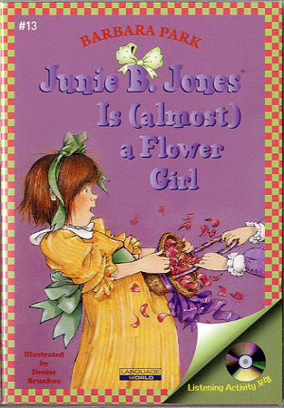 Thumnail : Junie B. Jones #13:Is (almost) a Flower Girl (B+CD)