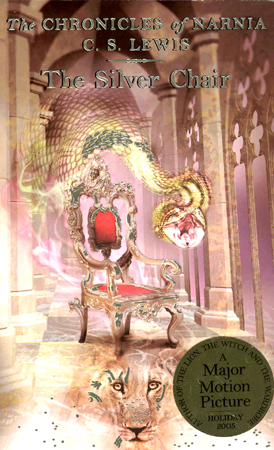 The Chronicles of Narnia #6 : The Silver Chair