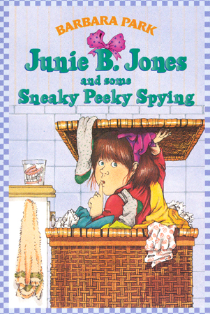#4 Junie B. Jones and some Sneaky Peeky Spying 대표이미지