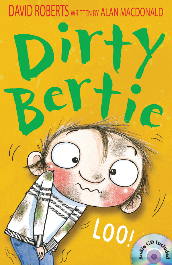 Thumnail : Dirty Bertie: Loo! (B+CD)