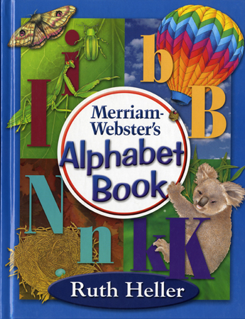 Merriam-Webster's Alphabet Book 대표이미지