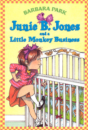 #2 Junie B. Jones and a Little Monkey business 대표이미지