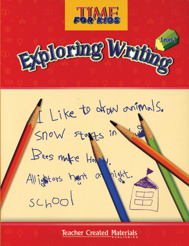 Thumnail : Time for Kids:Exploring Writing Level 1