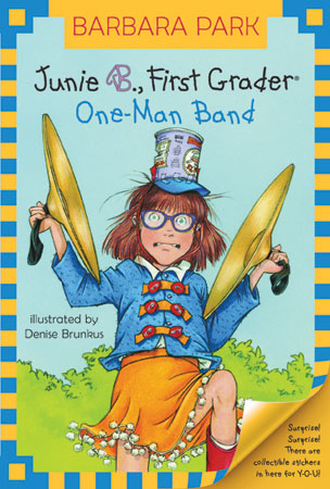 Thumnail : #22 Junie B. Jones One-Man Band