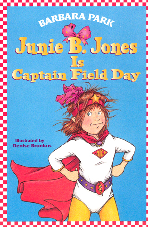 Thumnail : #16 Junie B. Jones Is Captain Field Day