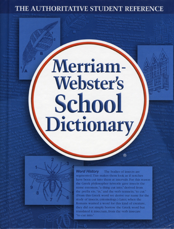 Merriam-Webster's School Dictionary 대표이미지