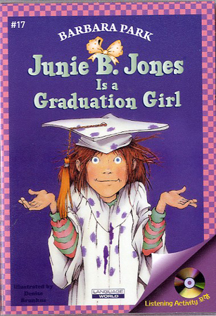 Thumnail : Junie B. Jones #17:Is a Graduation girl (B+CD)