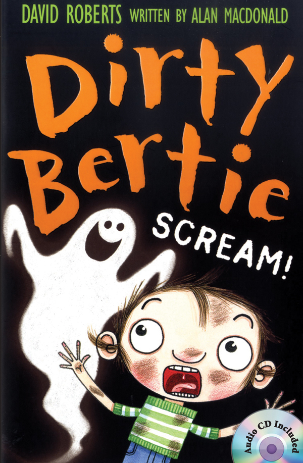 Thumnail : Dirty Bertie: Scream! (B+CD)