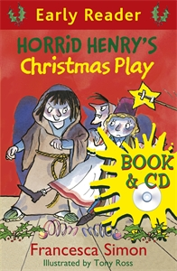 Early Readers Horrid Henry's Christmas Play (B+CD)