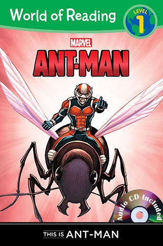This is Ant-Man (Level 1) B+CD