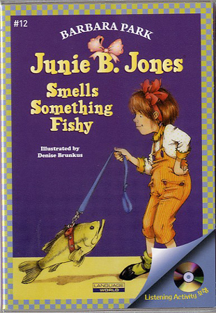 Thumnail : Junie B. Jones #12:Smells Something Fishy (B+CD)