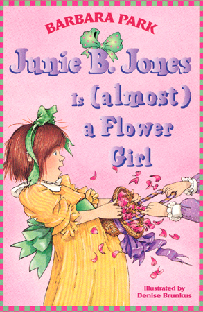 Thumnail : #13 Junie B. Jones Is (almost) a Flower Girl