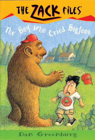 The Zack Files 19:The Boy Who Cried Bigfoot