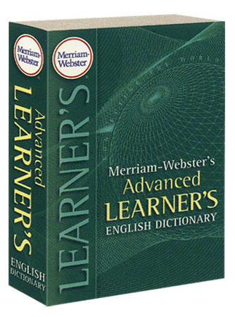Merriam-Webster's Advanced Learner's English Dictionary 대표이미지