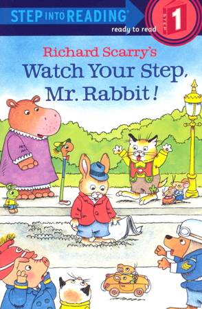 Thumnail : Step Into Reading 1 Watch Your Step, Mr.Rabbit!