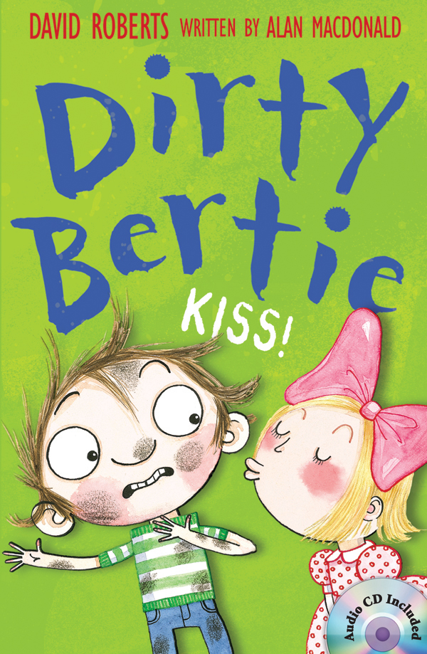 Thumnail : Dirty Bertie: Kiss! (B+CD)