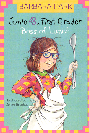 Thumnail : #19 Junie B. Jones First Grader (Boss of lunch)