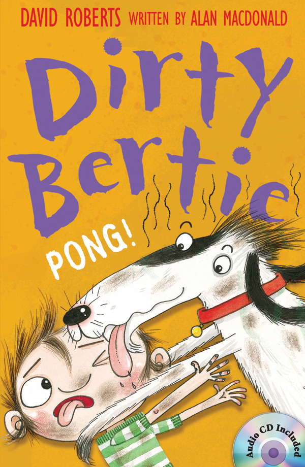 Thumnail : Dirty Bertie: Pong! (B+CD)