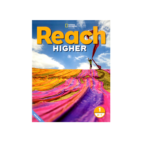 Thumnail : Reach Higher Student Book Level 1A-1