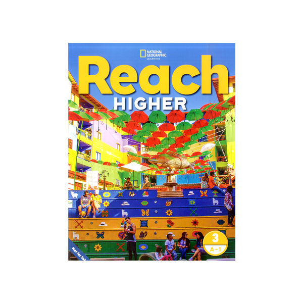 Thumnail : Reach Higher Student Book Level 3A-1