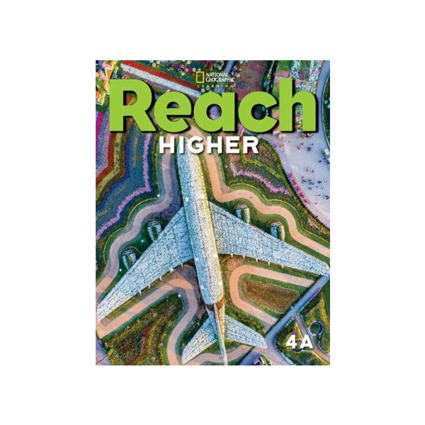 Thumnail : Reach Higher Student Book Level 4A