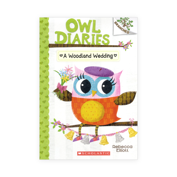 Owl Diaries #3:A Woodland Wedding