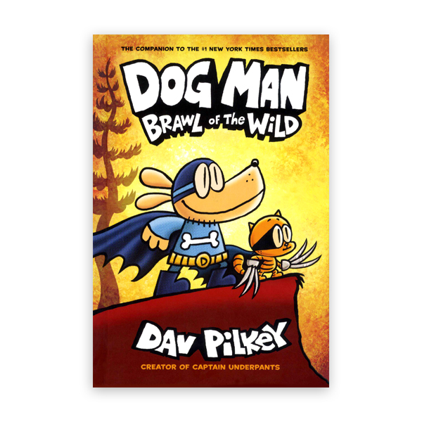 Dog Man #5:Lord of the Fleas:From the Creator of Captain Underpants