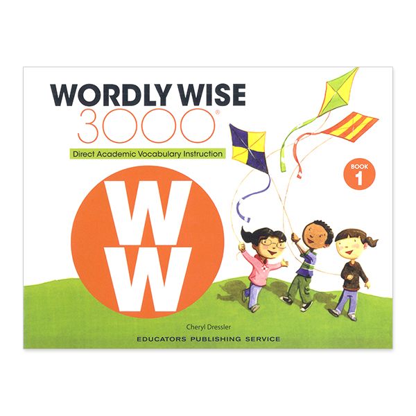 Wordly Wise 3000: Book 01 (4/E) 대표이미지