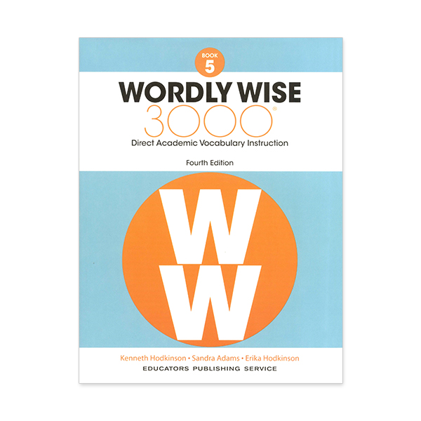 Wordly Wise 3000: Book 05 (4/E) 대표이미지