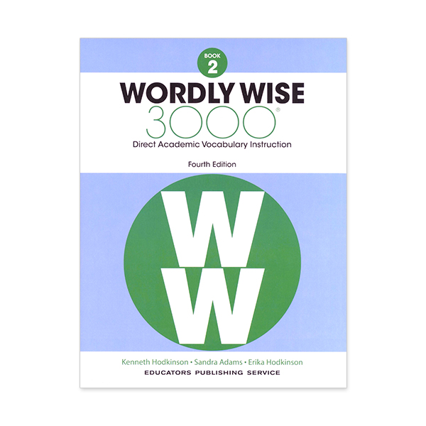 Wordly Wise 3000: Book 02 (4/E)