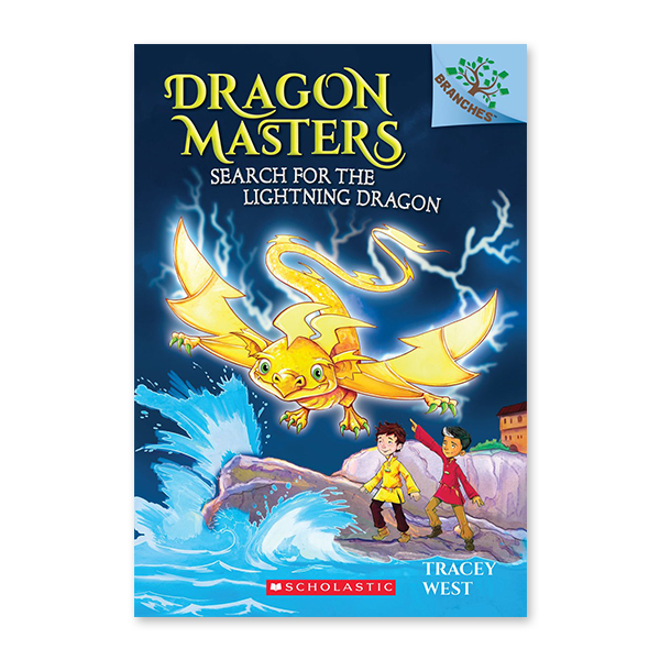 Dragon Masters #7:Search for the Lightning Dragon (A Branches Book)