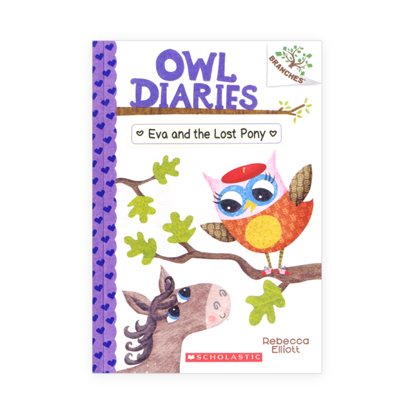 Owl Diaries #8:Eva and the Lost Pony