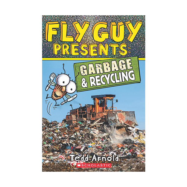 Fly Guy Presents : Garbage & Recycling (PB) 대표이미지