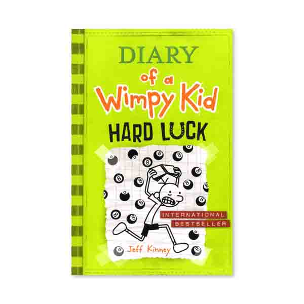 Diary of a Wimpy Kid #8 : Hard Luck