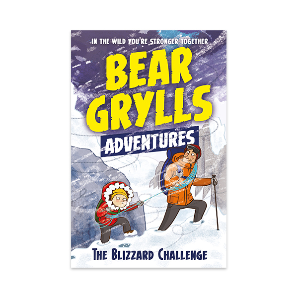 Bear Grylls Adventures 1: The Blizzard Challenge