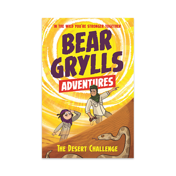 Bear Grylls Adventures 2: The Desert Challenge