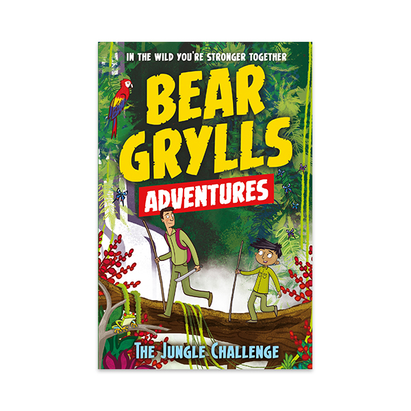 Bear Grylls Adventures 3: The Jungle Challenge