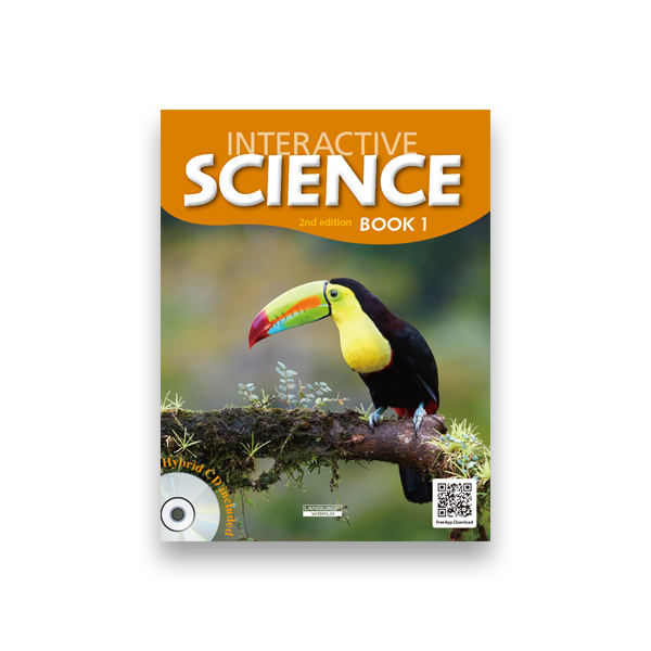 Interactive Science S/B 1 (With Hybrid CD) 2nd 대표이미지
