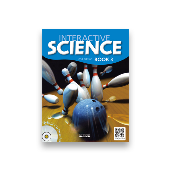 Interactive Science S/B 3 (With Hybrid CD) 2nd 대표이미지