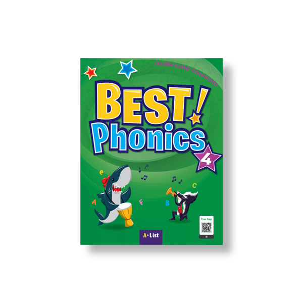 Best Phonics 4 (SB+Readers+DVD+CD) 대표이미지