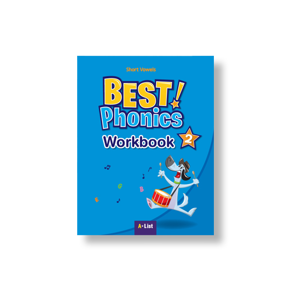 Best Phonics 2 (WB)