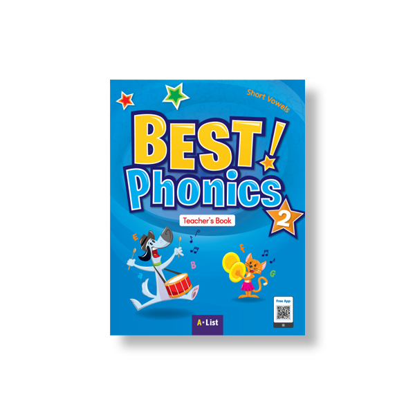 Best Phonics 2 (TB+Readers+DVD+CD)
