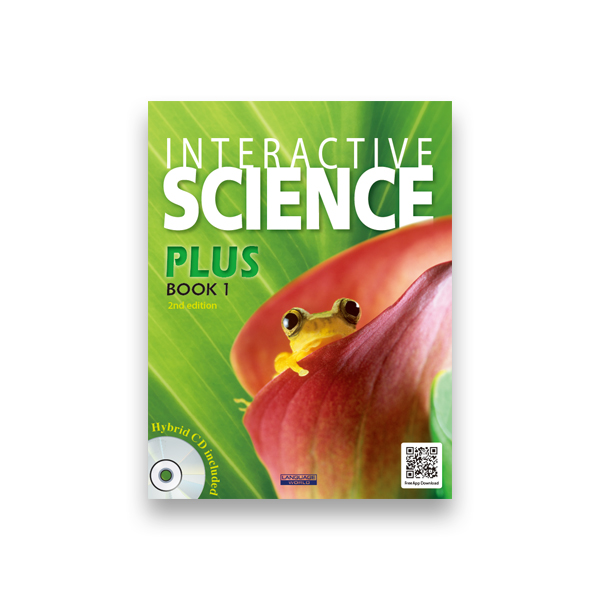 Interactive Science Plus S/B 1 (With Hybrid CD) 2nd 대표이미지