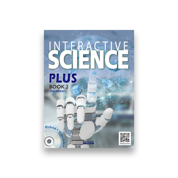 Interactive Science Plus S/B 2 (With Hybrid CD) 2nd