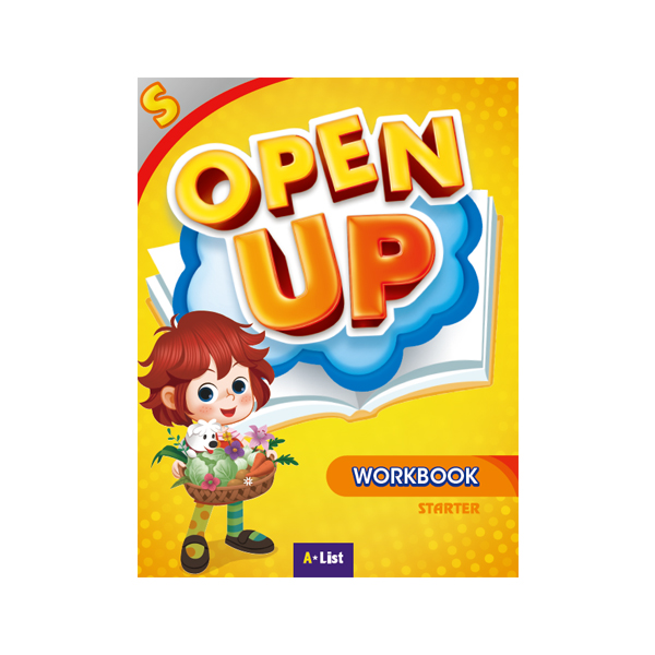 Open Up STARTER (WB) 대표이미지