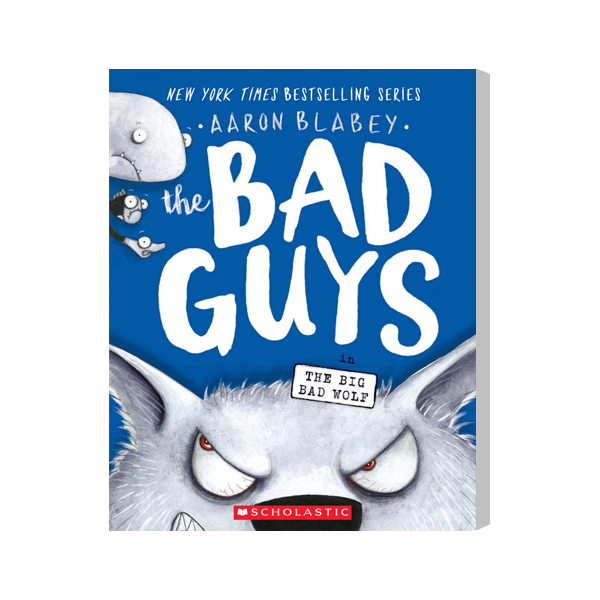 Thumnail : The Bad Guys #9: in The Big Bad Wolf