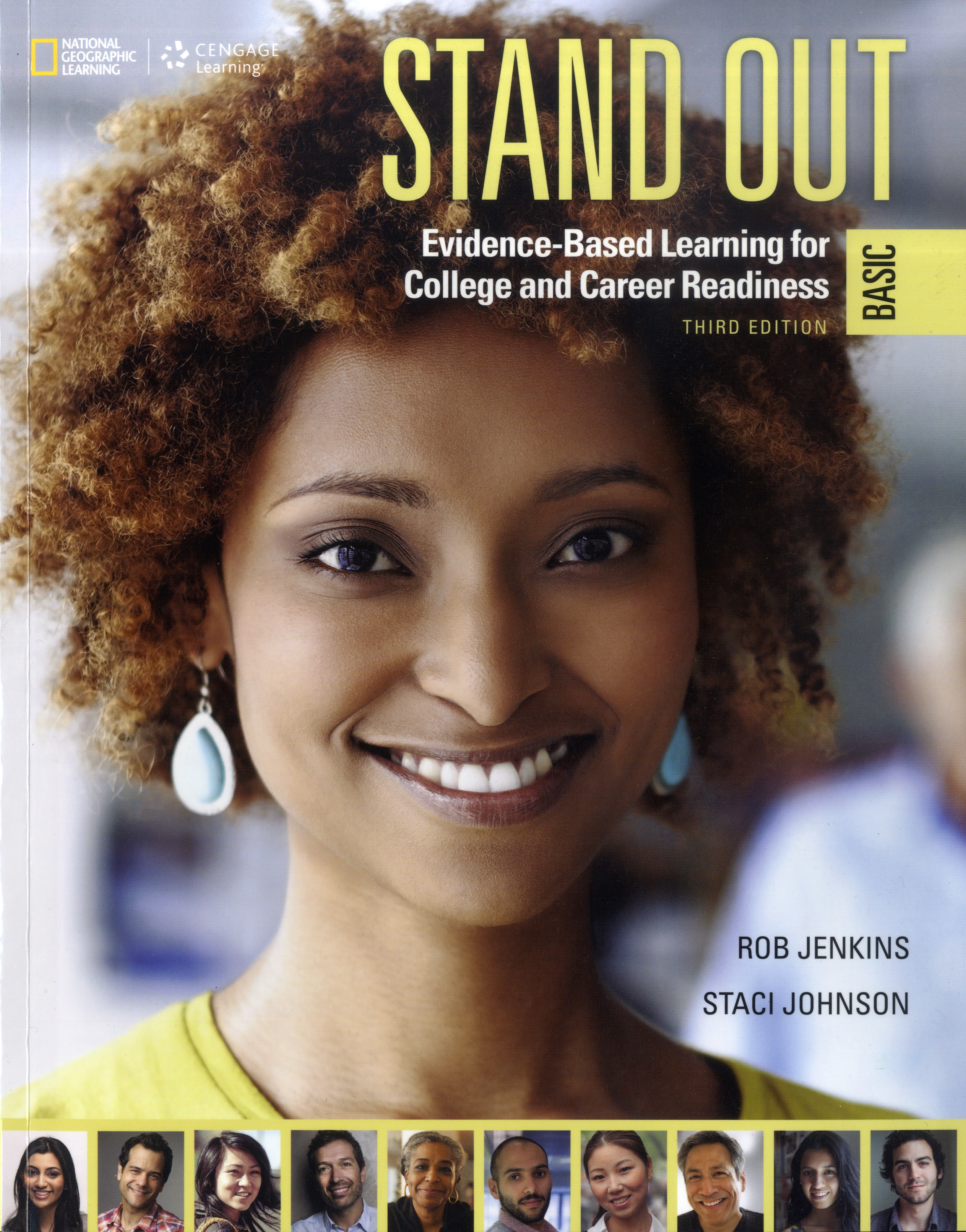 STAND OUT BASIC STUDENT BOOK 3rd Ed. 대표이미지