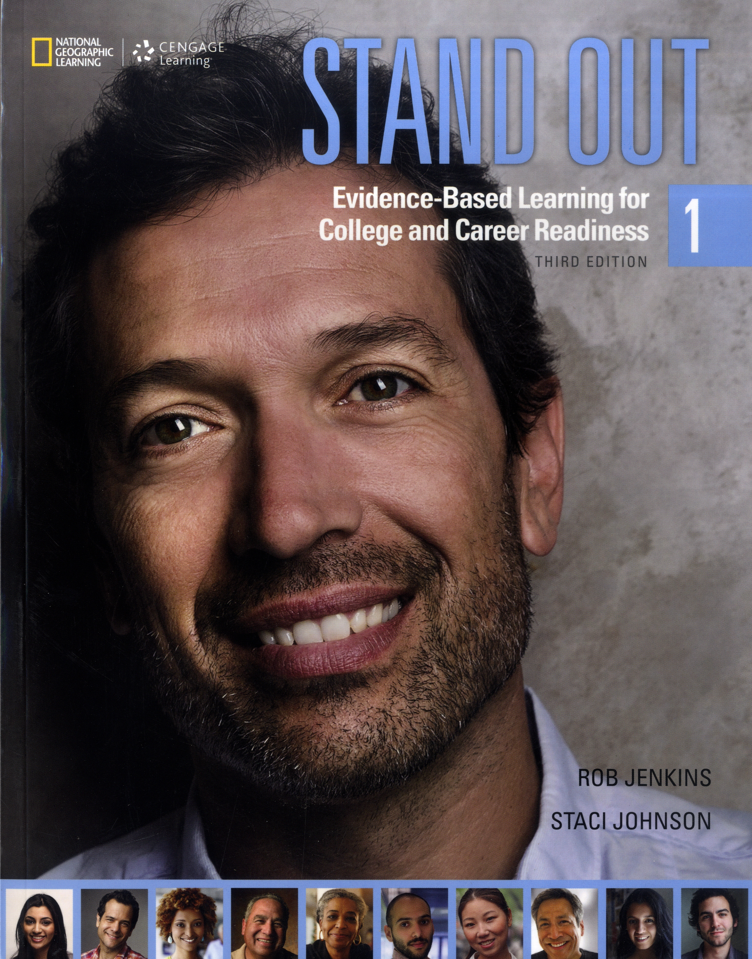STAND OUT 1 STUDENT BOOK 3rd Ed. 대표이미지