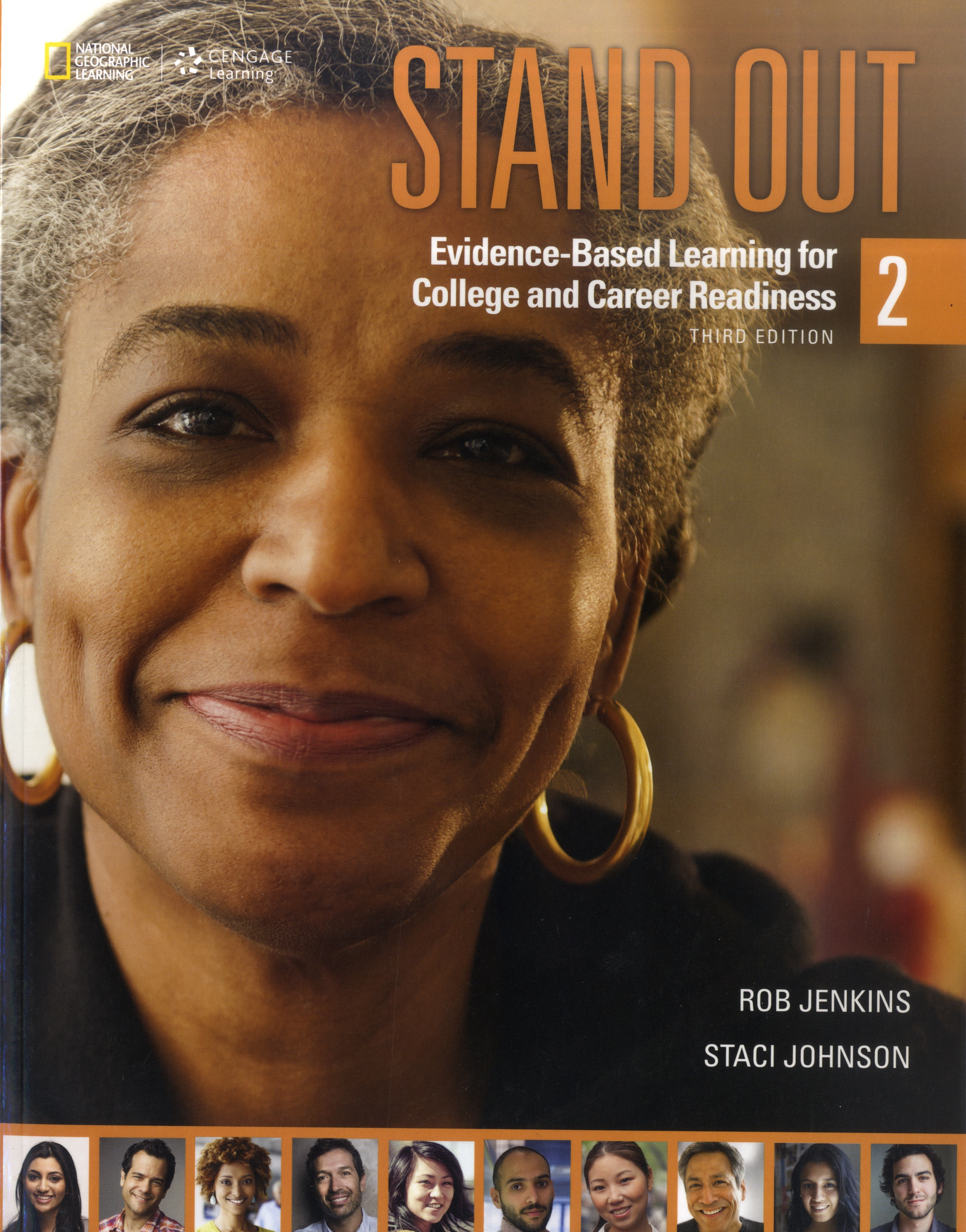 STAND OUT 2 STUDENT BOOK 3rd Ed. 대표이미지