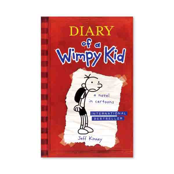 Thumnail : Diary of a Wimpy Kid #1 : Diary of Wimpy Kid